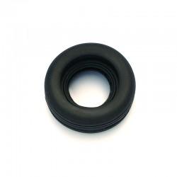 Gomma di Ricambio per Ruote con Cerchio Alluminio/Nylon, ø mm.60