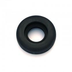 Gomma di Ricambio per Ruote con Cerchio Alluminio/Nylon, ø mm.65