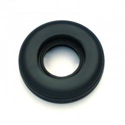 Tire ø mm.80, Spare for Aluminium/Nylon Rim Wheels