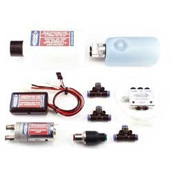 Kit Distribuzione Impianto Oleodinamico per Coppie di Carrelli